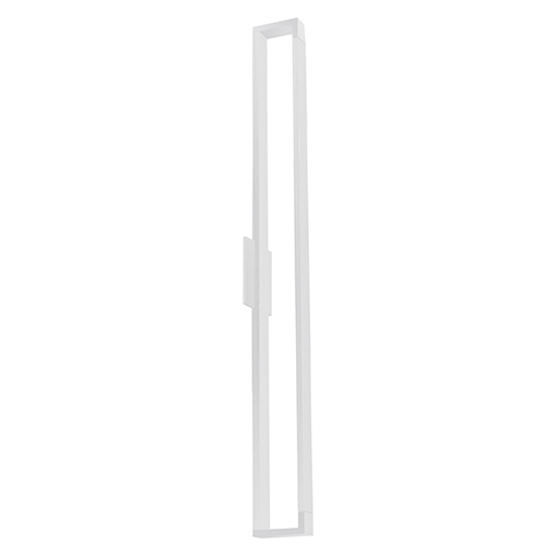 LUMINAIRE MURALE, COLLECTION DRAVEN, SERIE-401, WS24348-WH