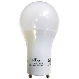 Ampoule DEL A19 Standard GU24/9.8W/3000K 66276