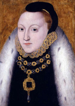 Queen Elizabeth I, another version of the Clopton Portrait