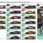 2021 Chevrolet Sports Car Classic spotter guide