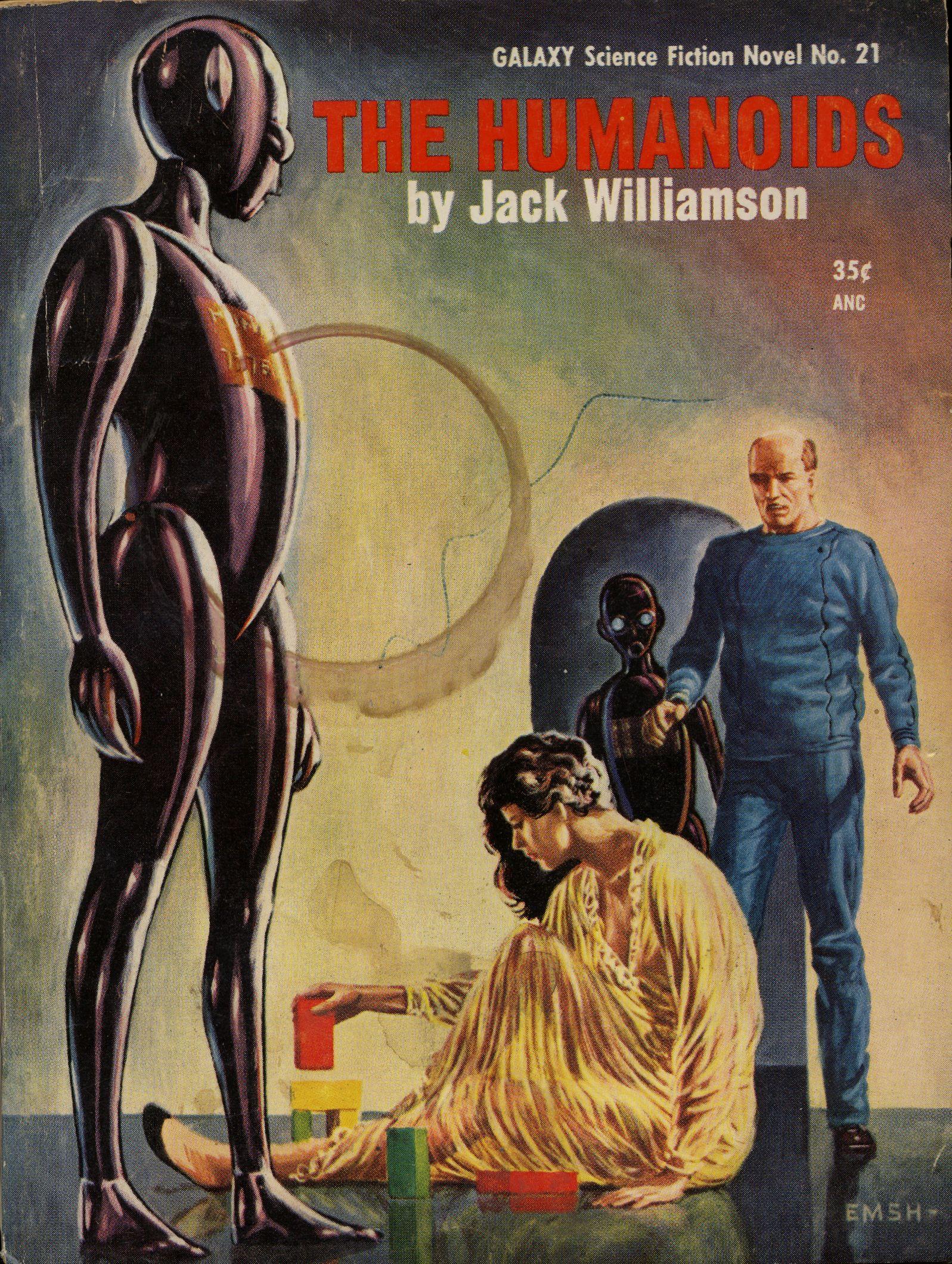 Galaxy Science Fiction Novels