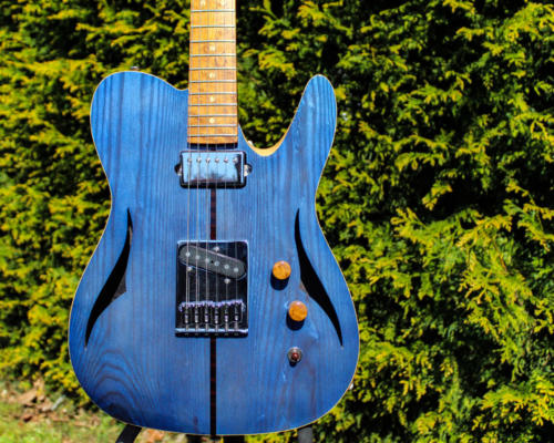 New Deluxe GD Blue