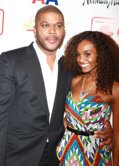 tyler perry and his girlfriend