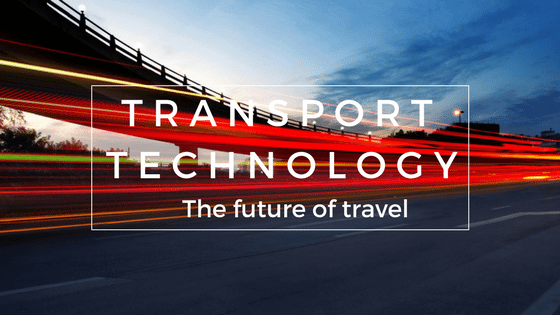 transport technology - the future of travel