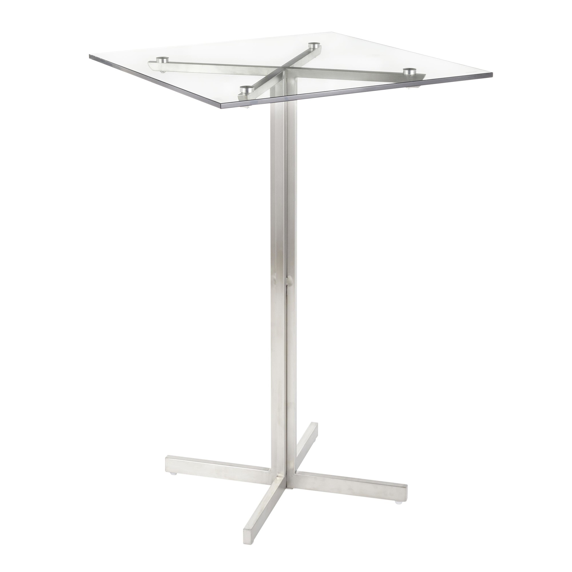 Fuji Square Bar Table Lumisource Stylish Decor At Affordable Prices