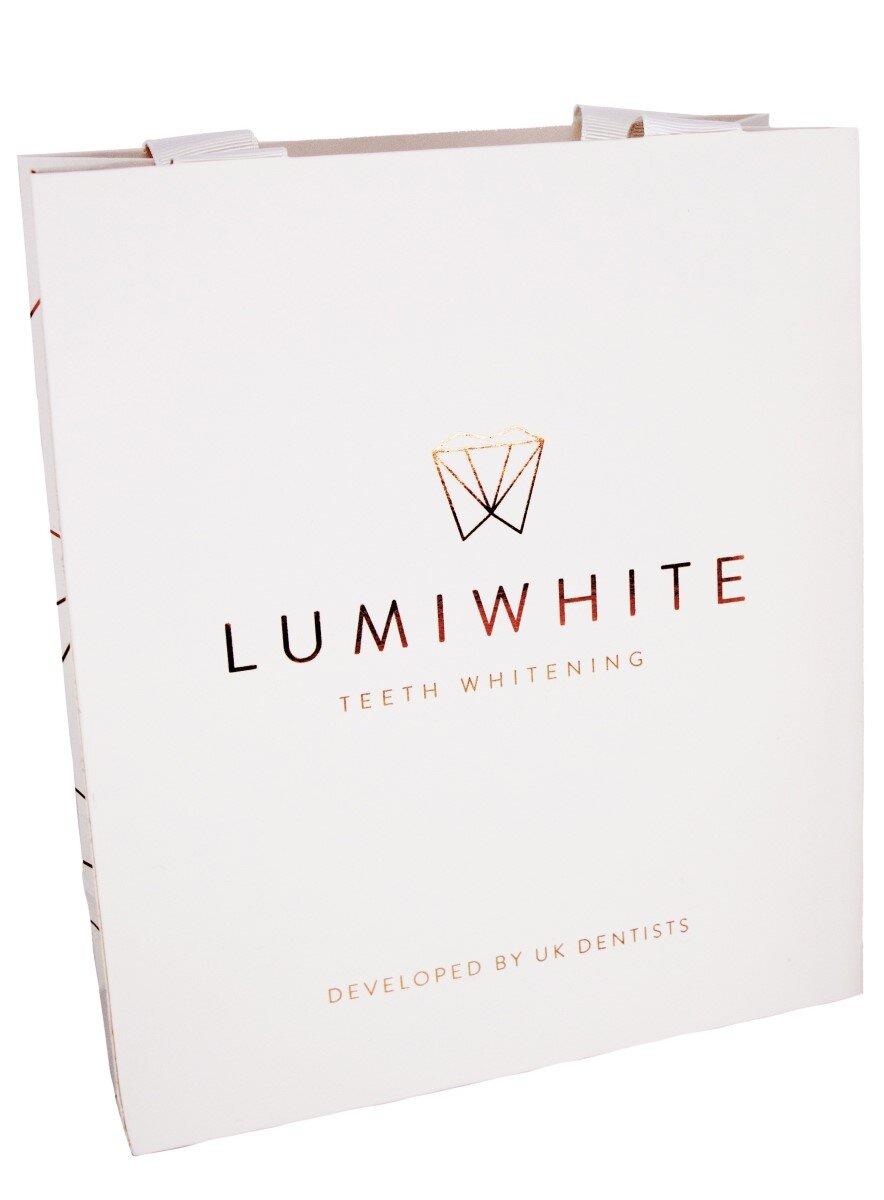 LUMIWHITE Teeth Whitening Gift Bag
