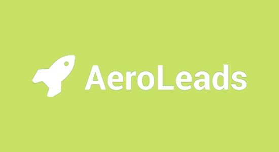 AeroLeads, aero leads email finder, email finder, linkedin email finder, best email finder tools, prospecting tools