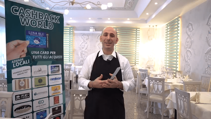Salvatore Buonocore Ristorante Pizzeria Luna Blu Parma