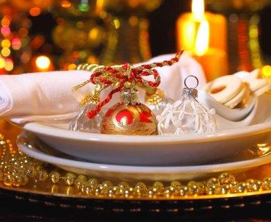 Pranzo Menu di Natale Pesce Carne Ristorante Parma Luna Blu