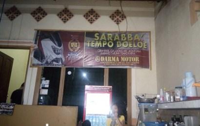 Sarabba Sungai Cerekang Minuman Khas Makassar