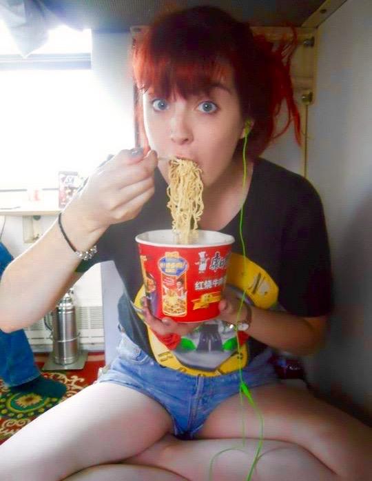 When all else fails, grab a pot noodle.