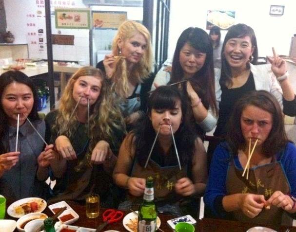 Chopstick Walrus'