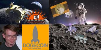 DogecoinMoonRace