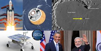 India ISRO Moon