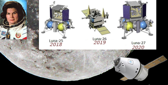 Russia Moon Plans