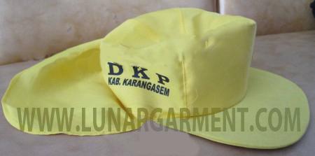 Topi DKP Kab.KARANGASEM