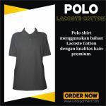 Hasil Konveksi Kaos Polo Custom