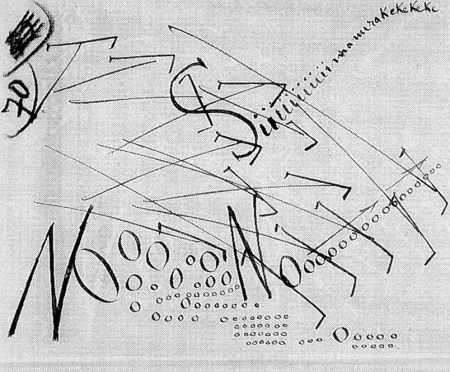 Filippo Tommaso Marinetti, Action, 1915-16