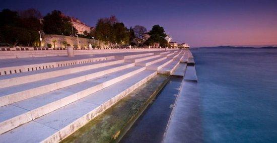Organo del mare, Zara (Croazia)