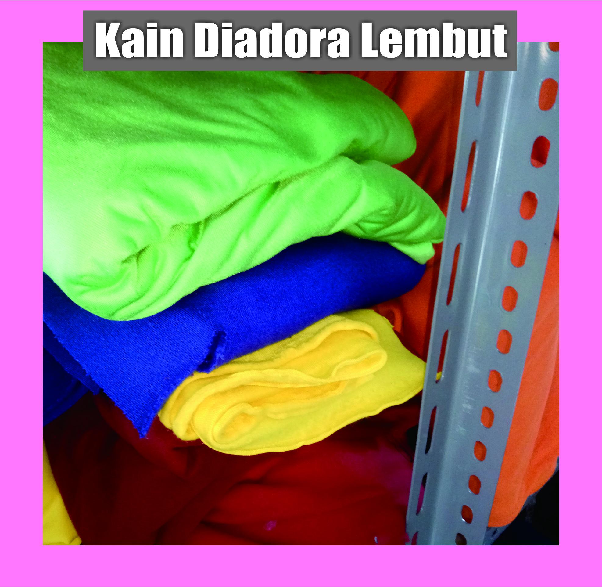 Kain Diadora Lembut