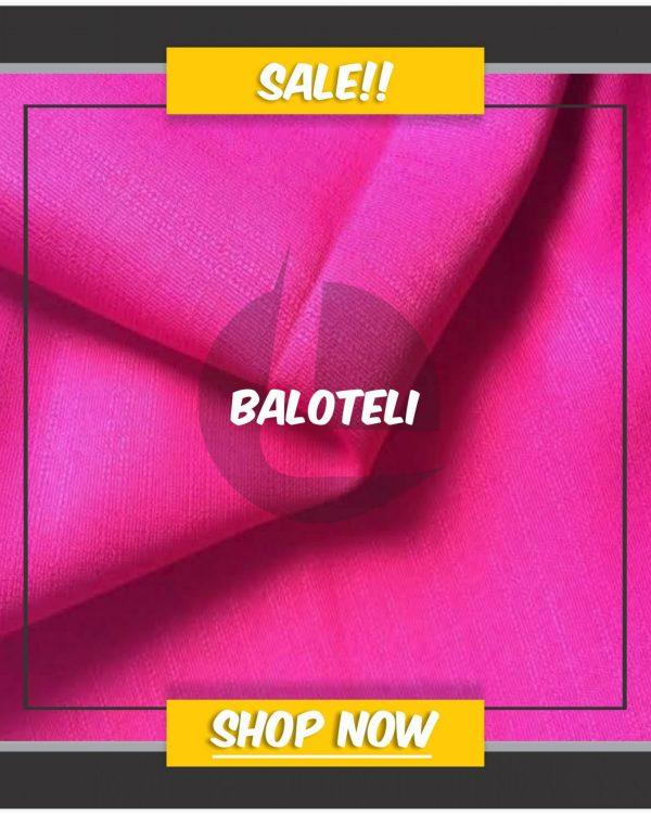 Bahan Kain Konveksi Balotelli