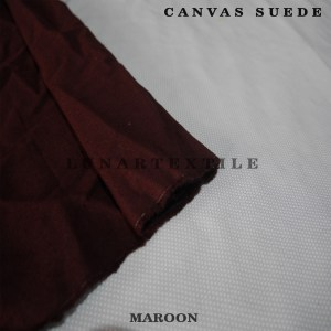baby canvas suede