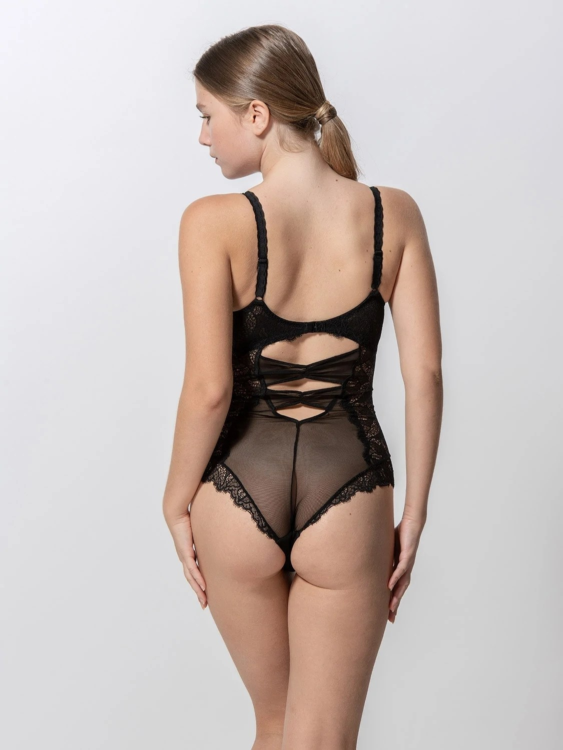 Orchidea 84090 body black back