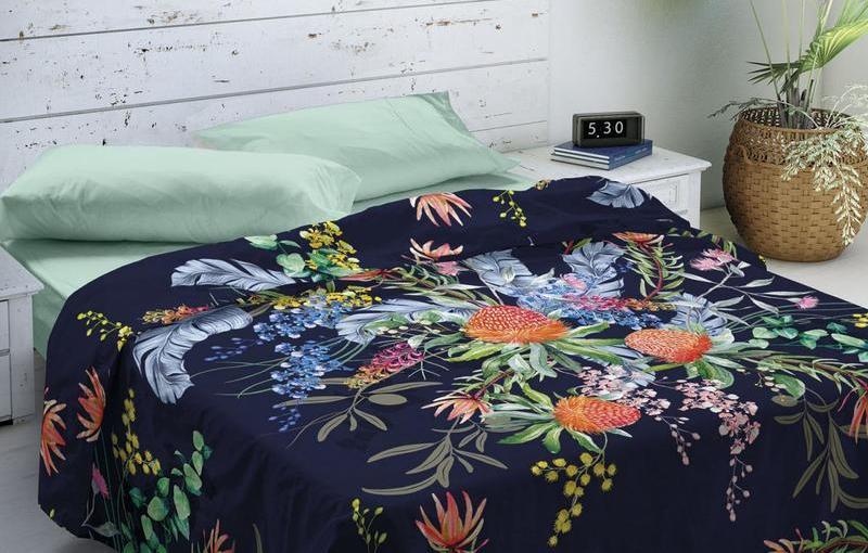 La ropa de hogar más primaveral para tus espacios