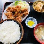 新潟 中央区のデカ盛り定食屋【味自慢 ポンポ子】唐揚げもヤバイ☆