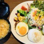 新潟 中央区のハンバーグレストラン【びっくりドンキー 新潟和合店】ランチプレート☆