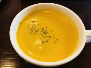 良寛 冷製スープ