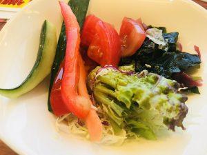 キラキラレストラン 生野菜