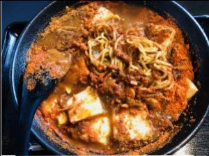 麺家 太威 マーボー麺3辛3