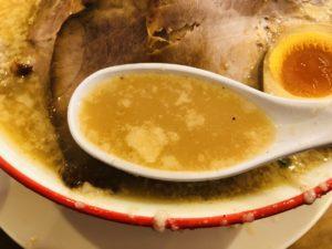 たまる屋 亀貝店 スープアップ