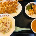 全国チェーンの中華店【大阪王将 出来島店】たっぷりと餃子食べた☆