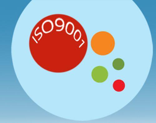 אייקון ISO9001 - לאנץ טיים   תקנים