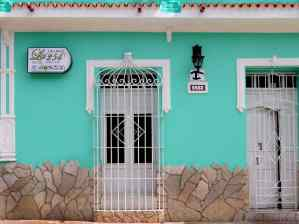 Bright and budget-friendly: Cuban hostel