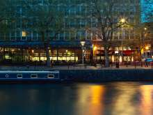 The Bristol Harbourside and River Grille, Bristol, UK, Lunch Magazine