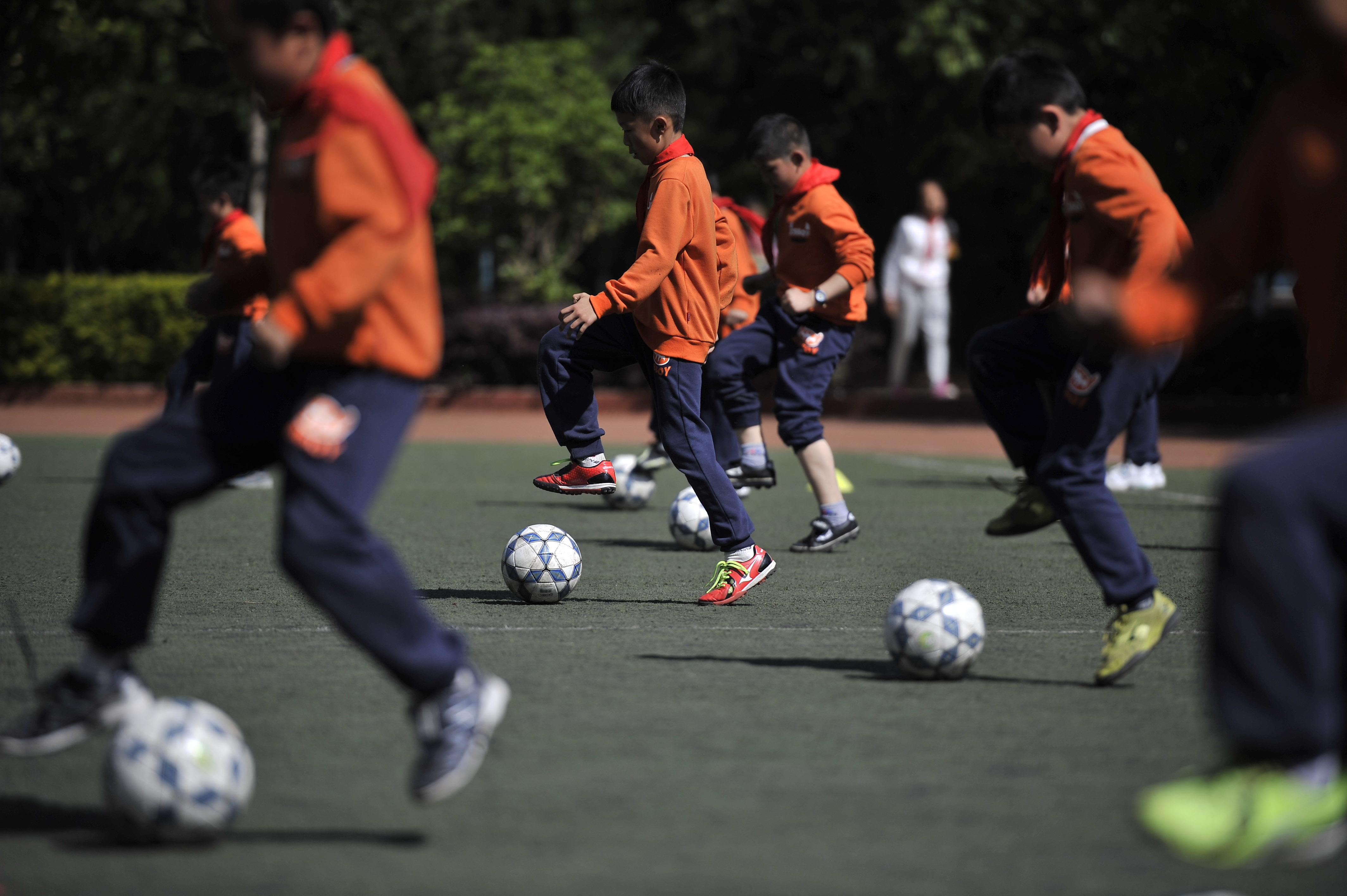 f8ea3aac0 Cina: alla conquista del calcio mondiale –