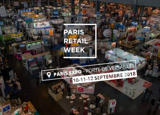 Lundi Matin Paris Retail Week 2018