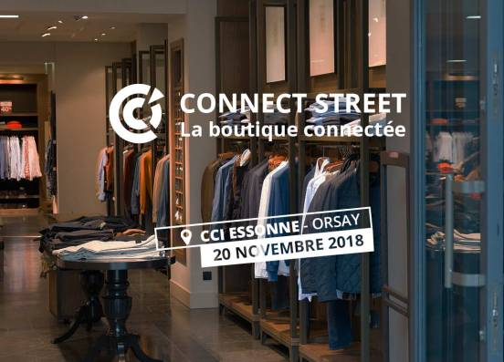 Connect Street Orsay LUNDI MATIN