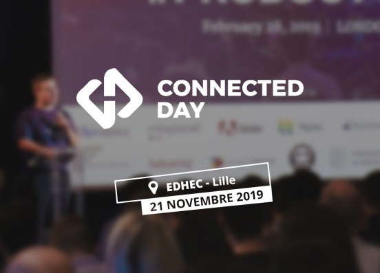 LUNDI MATIN participe au Connected Day