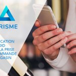 Prisme application android de prise de commande