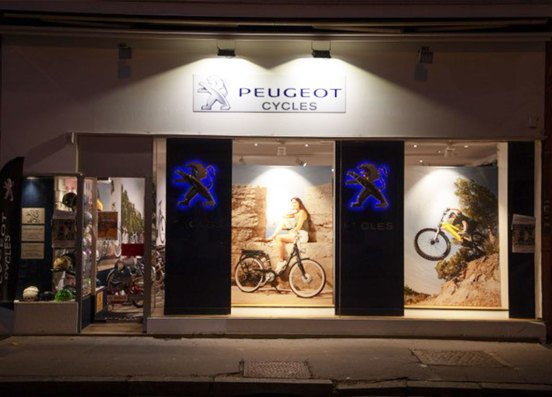Peugeot Cycles Lyon Cyrille ZIMMER