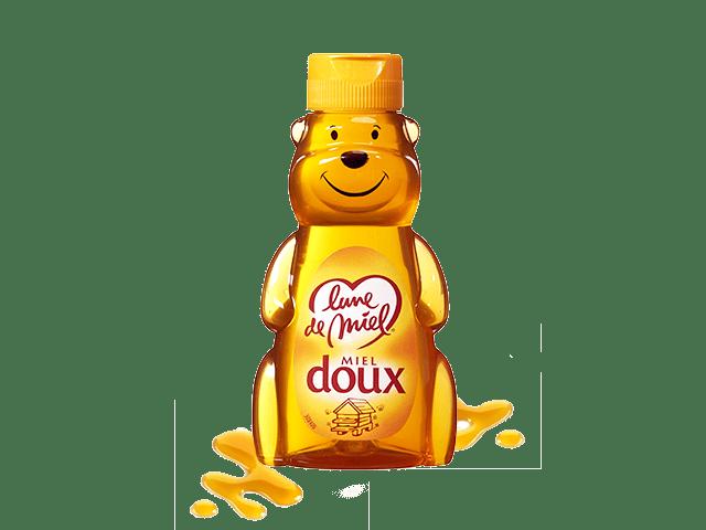Miel ourson doux
