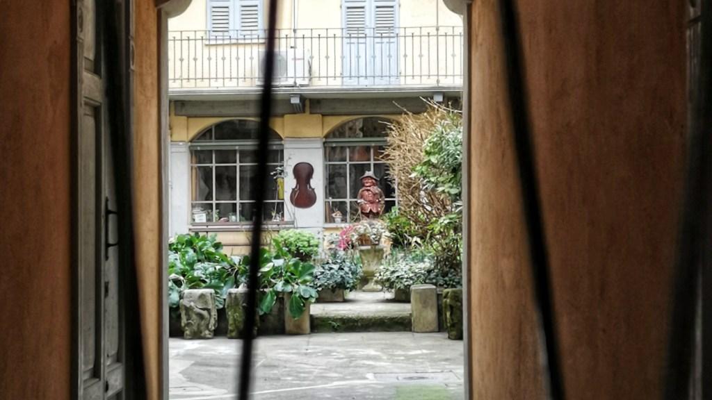 Cremona e le botteghe dei liutai