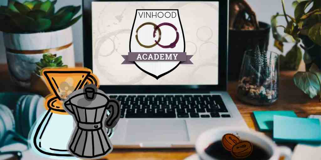 VINHOOD Academy coffee