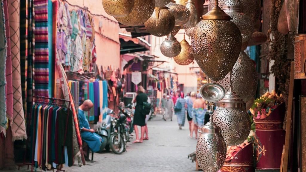 città Marocco