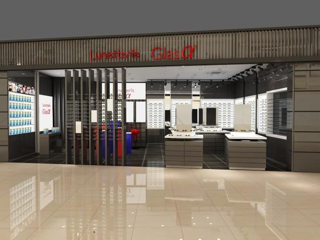 北京丰台店 Lunetterie Glasα