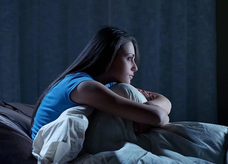 sömnproblem insomnia